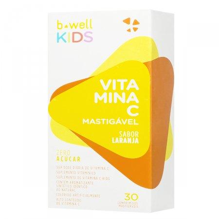 Suplemento Vitaminico B-Well Vitamina C Kids
