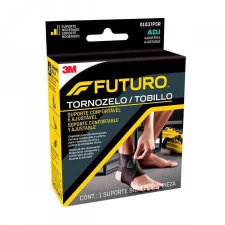 Tornozeleira Confortável 3M Futuro Bilateral Tamanho Ajustável