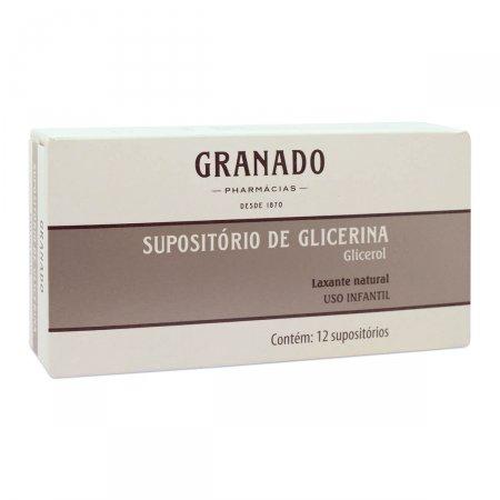Supositório de Glicerina Infantil