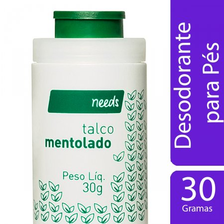 Talco Mentolado Needs