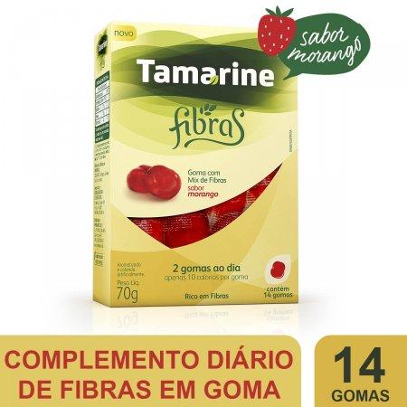 Tamarine Fibras Sabor Morango
