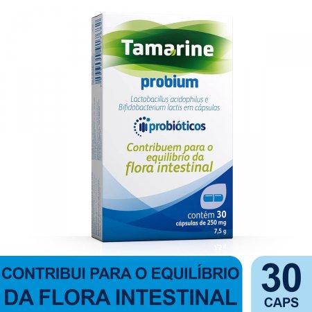 Tamarine Probium Com 30 Cápsulas | Drogaraia.com Foto 2