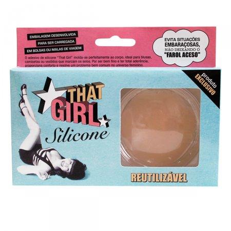 Adesivo de Silicone That Girl Reutilizável