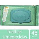 Toalhas Umedecidas Needs Baby 48 Unidades | Drogaraia.com Foto 2