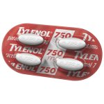 Tylenol 750mg Tylenol 750mg