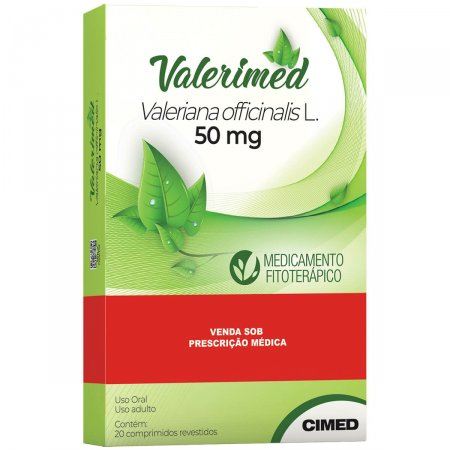 Valerimed 50mg