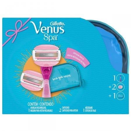 Kit Aparelho para Depilação Vênus SPA