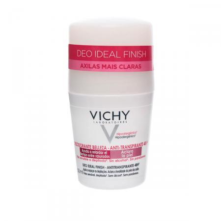 Desodorante Roll-On Vichy Ideal Finish