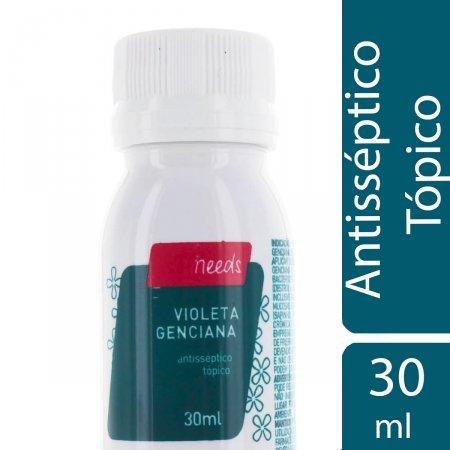 Antisséptico Violeta Genciana Needs com 30ml
