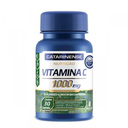 Vitamina C 1000mg Nutrição