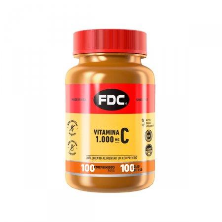 Vitamina C 1000mg FDC com 100 comprimidos