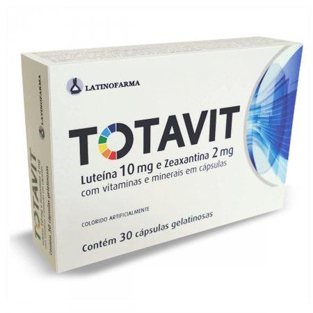 Suplemento Alimentar Totavit com 30 cápsulas