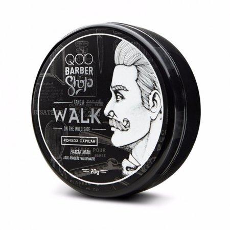 Pomada Capilar QOD Barber Shop Walk