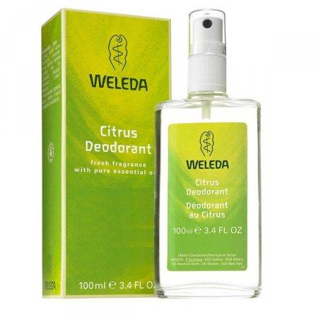 Desodorante Weleda Citrus
