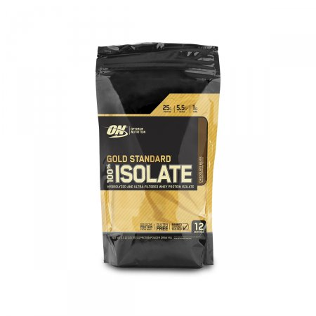 Whey Protein Optimum Nutrition Gold Standard 100% Isolate Chocolate