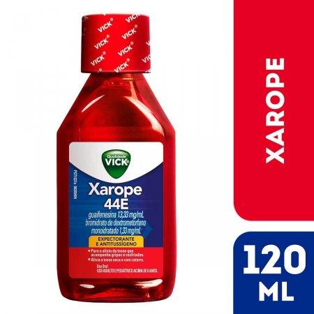 Xarope Vick 44E