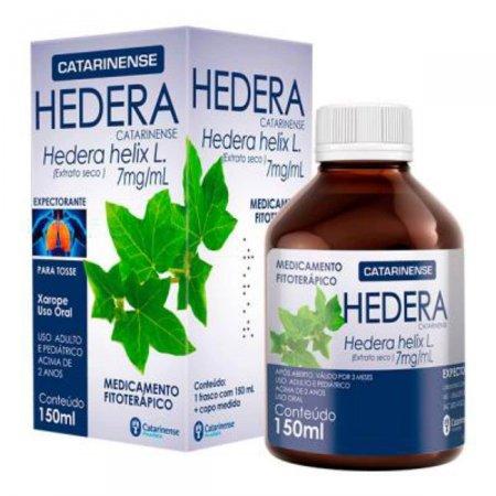 Xarope Expectorante Hedera Catarinense 7mg/ml com 150ml