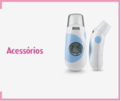 Cuidado oral e higiene de bebê