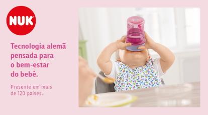 Tecnologia alemã pensada para o bem-estar do bebê.