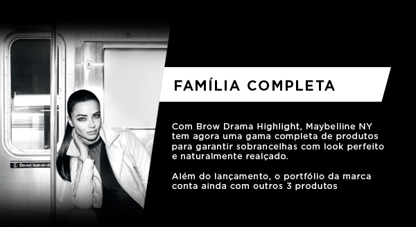 lamina Brow Drama