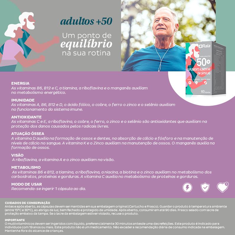 Vitamina Raia Senior