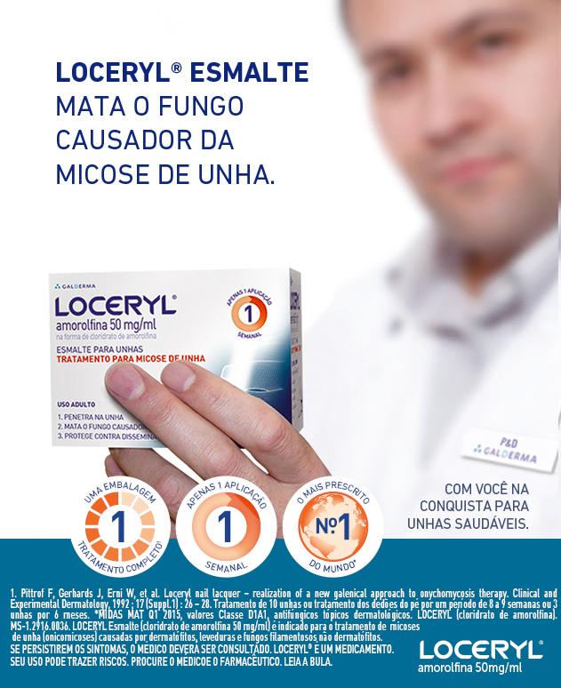 Explicativo Loceryl Esmalte
