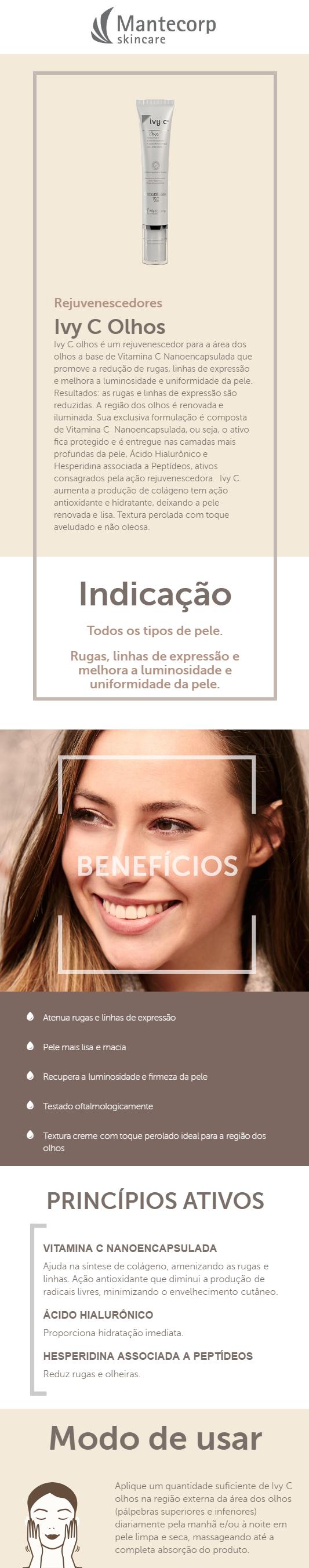 Ivy C Olhos