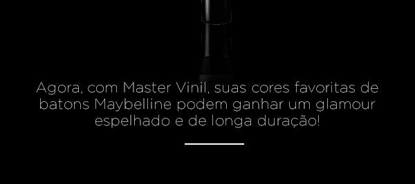 lamina Maybelline Vinil