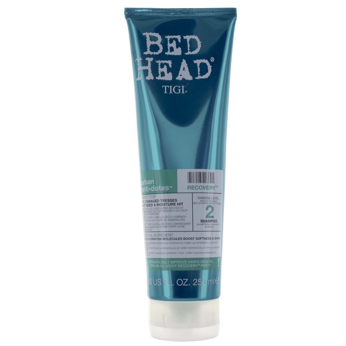 Shampoo Bed Head Urban Anti+dotes Recovery 250ml