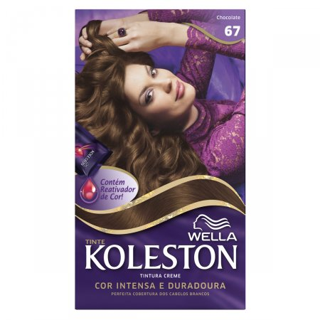 Coloração Creme Koleston Chocolate 67