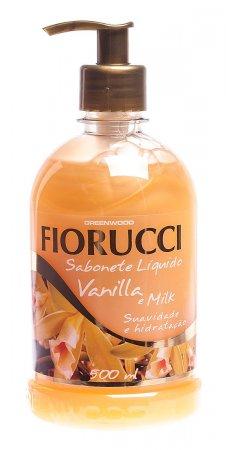 Sabonete Liquido Vanilla e Milk