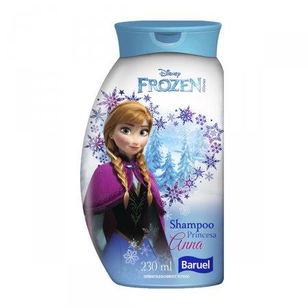 Shampoo Infantil Baruel Frozen Princesa Anna