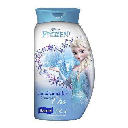 Condicionador Infantil Baruel Frozen Princesa Elsa
