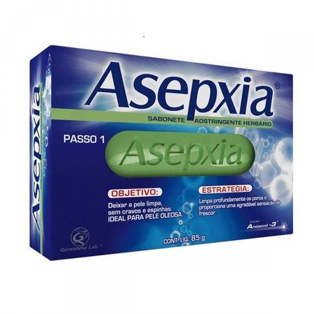 Sabonete Adstringente Asepxia Herbário 85g