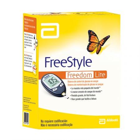 Kit Monitor de Glicemia Freedom Lite Freestyle