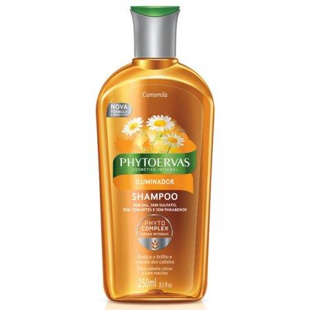 Shampoo Phytoervas Complex Iluminador 250ml