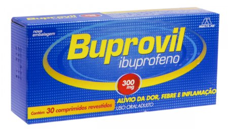 Buprovil 300mg 30 Comprimidos