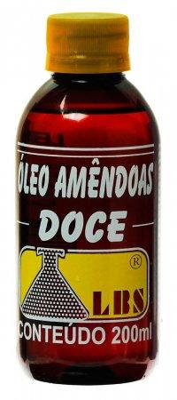 Óleo de Amêndoas Doce LBS 200ml