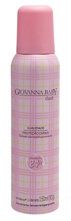 Desodorante Aerosol Giovanna Baby Classic