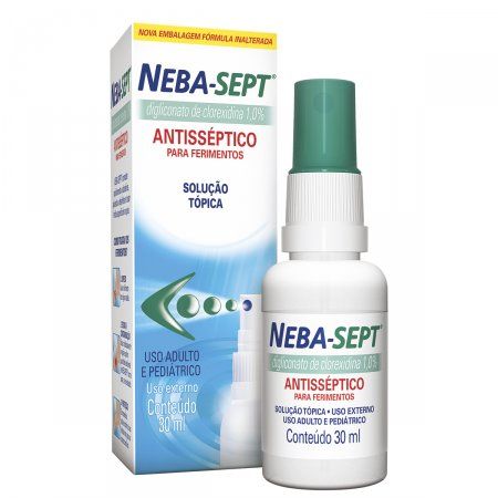 Antisséptico Neba-Sept Spray 30ml