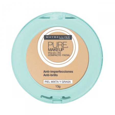 Pó Compacto Pure Make Up Arena Natural Nu 13g