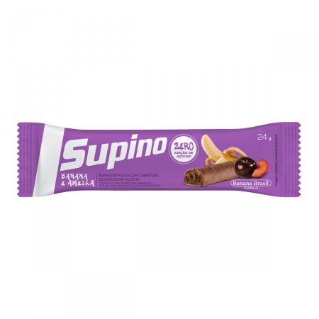 Barra de Fruta Supino Light Chocolate com Ameixa