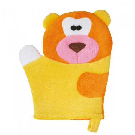 Luvas para Banho Zoo Kids