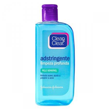 Adstringente Clean&Clear Pele Sensível 200ml