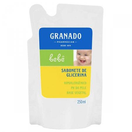 Sabonete Granado Bebê Tradicional Réfil Liquido 250ml