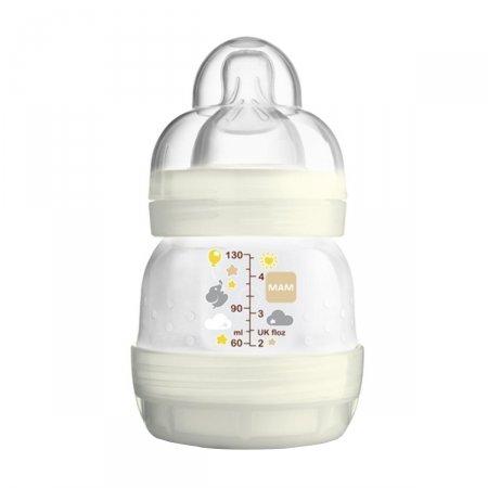 Mamadeira Mam First Bottle Neutral 130ml - 4651
