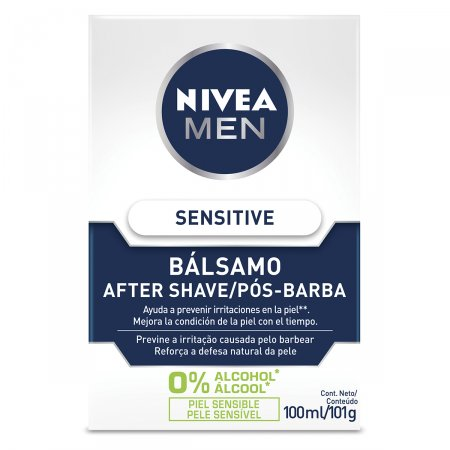 Bálsamo Pós Barba Nivea Men Sensitive