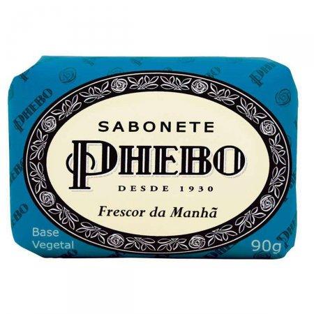 Sabonete Phebo Frescor da Amanhã Barra 90g