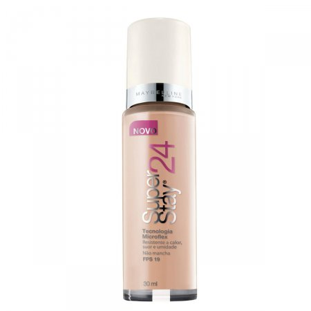 Base Superstay 24 horas Maybelline Nº30 Classic Ivory Light