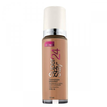 Base Superstay 24 horas Maybelline Nº110 Caramel Dark